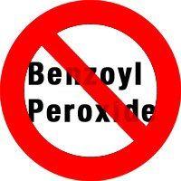 No Benzoyl Peroxide