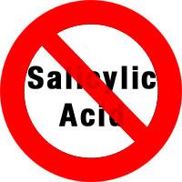 No Salicylic Acid